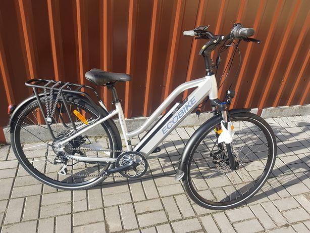 "E-rower Ecobike CORTINA 28 "" model 2021 sprzedam"