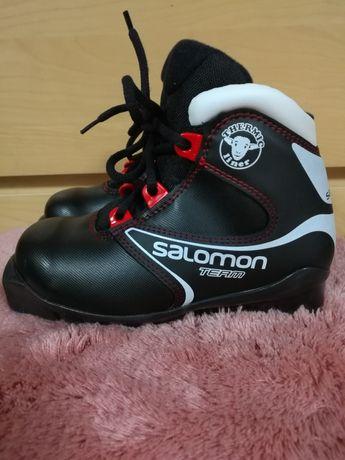 Buty SALOMON TEAM roz.29, do nart biegowych , Thermic Liner , SNS