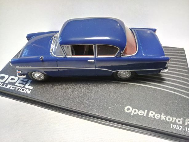 Opel Rekord PI (1957-1960) Opel Collection 1:43