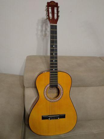 Gitara akustyczna klasyczna 3/4 dziecięca młodzieżowa