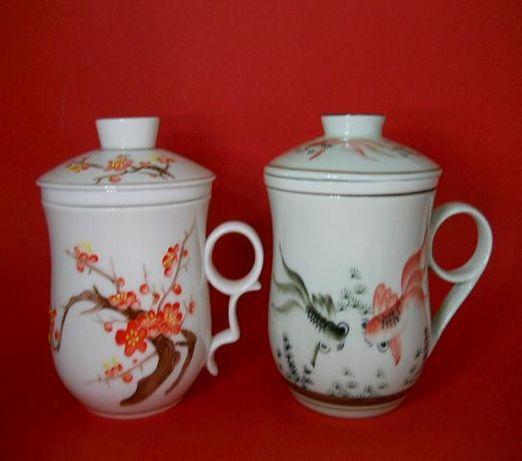Изящные Китайские кружки для заваривания чая