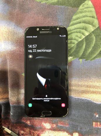 Продам свій Samsung Galaxy j730 2017р. J7