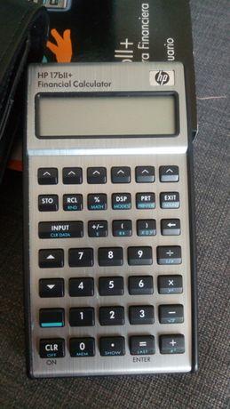 Máquina calculadora financeira hp