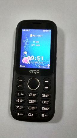 Акция НОВЫЙ мощный телефон Ergo