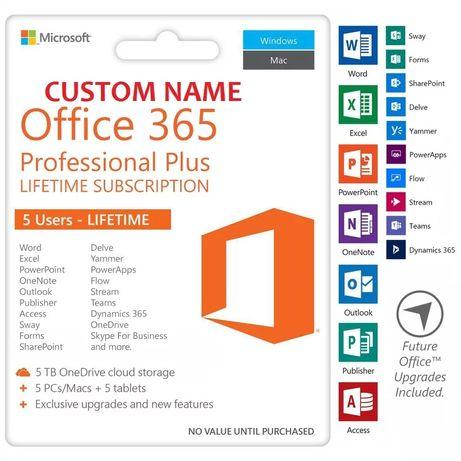 Microsoft Windows 10 pro Office 2019 2016 Office 365 Mac OS / ЛИЦЕНЗИЯ