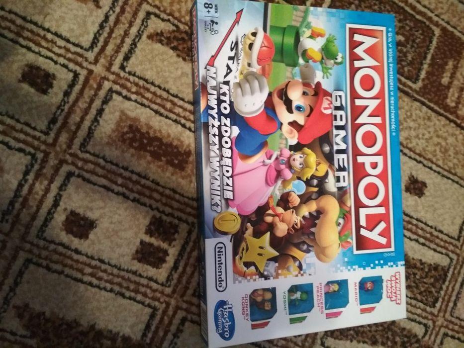 Gra planszowa-Monopoly Gamer Warszawa - image 1