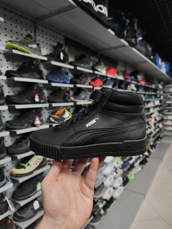 Оригинальные кроссовки Puma Carina Mid 373233-02