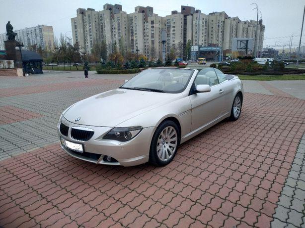 BMW 6 Кабриолет