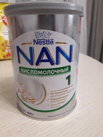 Nan 1 кисломолочный 400 грамм