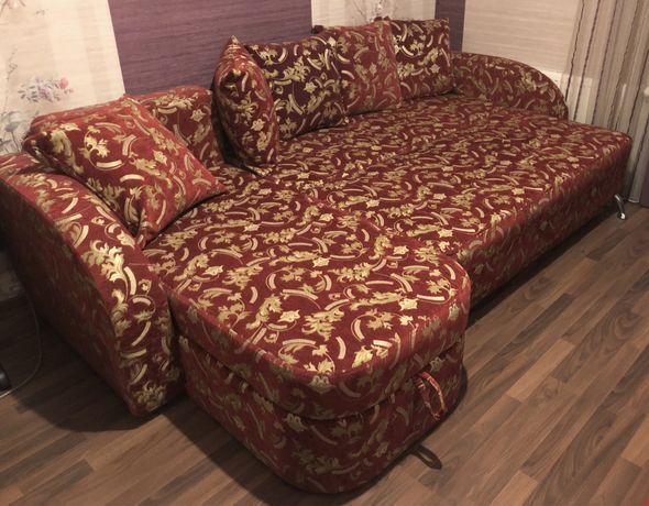 Угловой диван / диван двуспальный