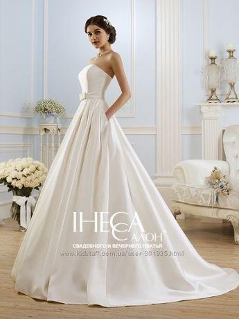 Оригинальное свадебное платье ТМNAVIBLUE