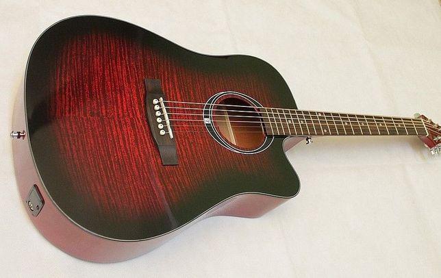 Perfekcyjna Gitara Akustyczna elektro-akustyczna