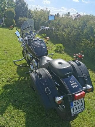 Motocykl Honda Magna VF 750