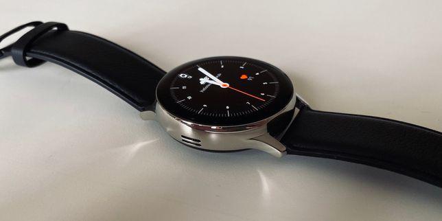 Смарт часы Samsung Galaxy watch Active 2 Stainless steel 44mm