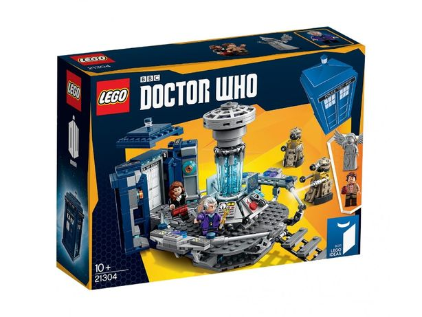 LEGO Ideas Doktor Who nr 21304