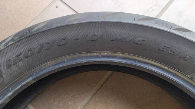 Opona motocyklowa supermoto Metzeler Roadtec 01 150/70/17