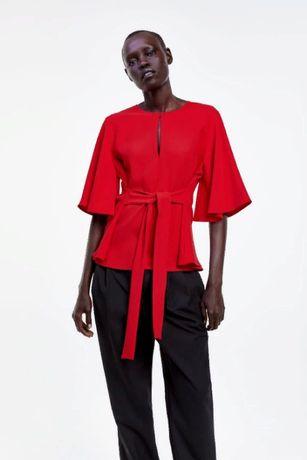 Супер стильная блуза от Zara