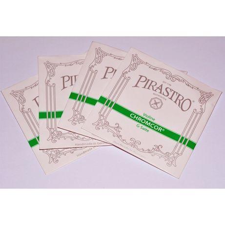 Струны для скрипки «Pirastro» Chromcor