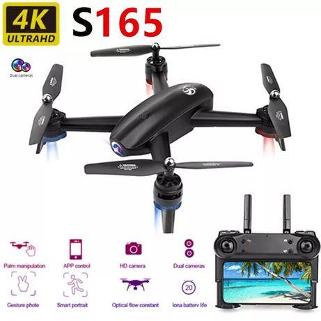 Квадрокоптер S165 Wi-fi камера 1080p FPV 2 камеры 17 хв