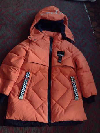 Продаю детскую зимнюю куртку