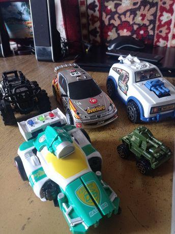 Набор игрушек машинок,из пяти штук 70 грн!