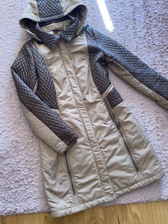 Куртка плащ деміснзон 36 р