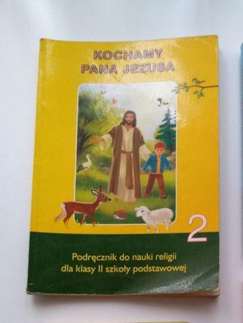 Książka do religii kl. 2