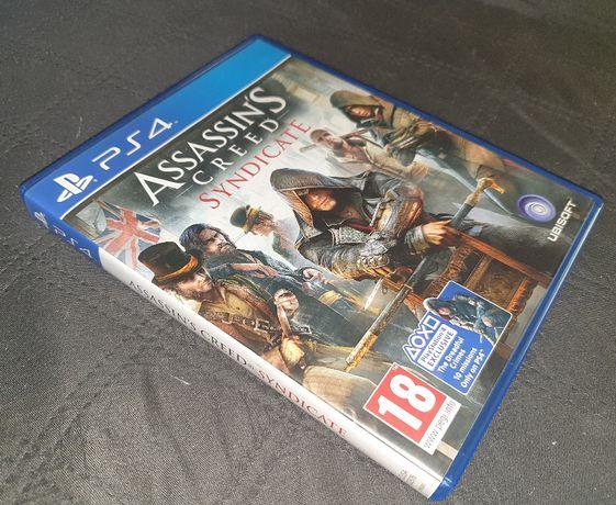 Assassins Creed Syndicate PS4 BDB