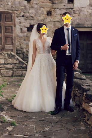 Весільна сукня бренду Eva Lendel