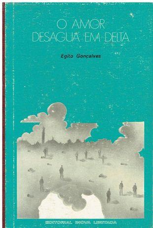 7427 - Literatura - Livros de Egito Gonçalves /Autografado