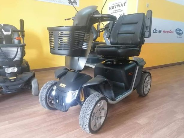 Scooter elétrica de mobilidade reduzida Pride Colt Executive
