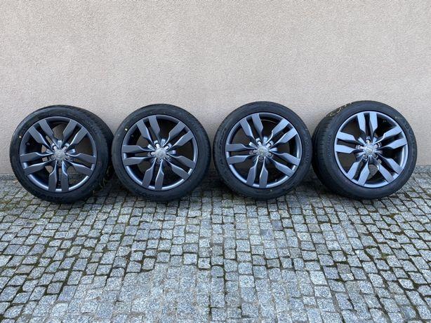 Audi A6 opony jak nowe !!!