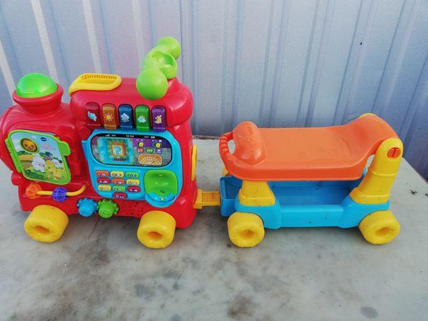 Pociąg zabawka używany
