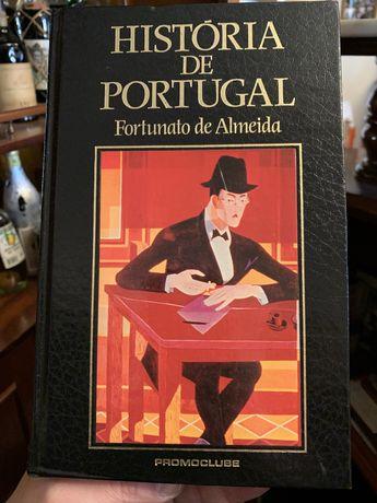 Coleção completa História de Portugal