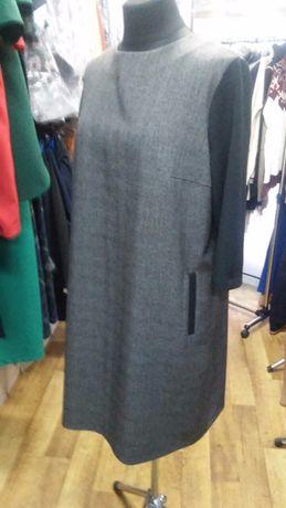 Платье футляр офисное размер 50 стильное