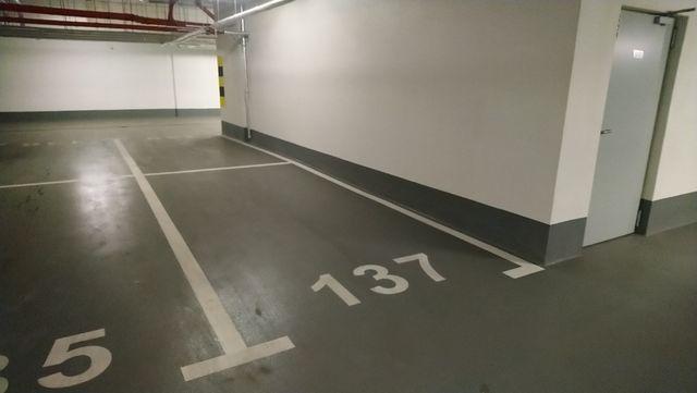 Miejsce postojowe w hali garażowej na osiedlu Amsterdam (METRO 700 m)
