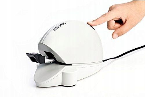 Elektryczny zszywacz biurowy domowy novus b 90el