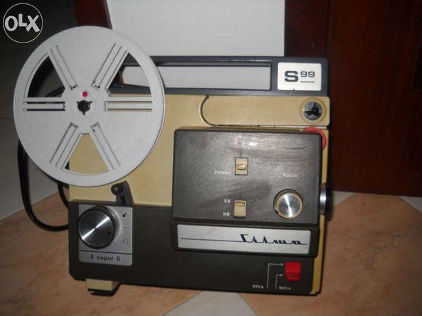 Projetor antigo 8 mm