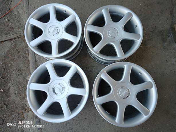 """Felgi aluminiowe OZ 5x100 17"""" Volkswagen Audi Skoda Seat"""