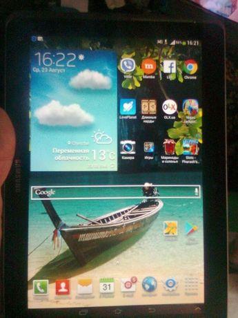 Продам , обмен, планшет SAMSUNG GALAXI TAB 2, 10,1. Оригинал