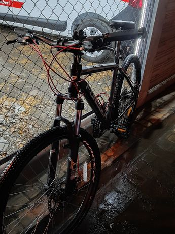 Велосипед Formula  THOR 1.0 другая вилка