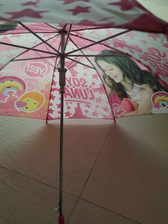 Guarda chuva de menina- Luna