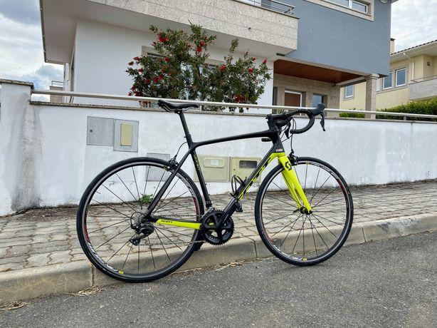 Bicicleta Scott Addict 10 2019 ( oferta capacete e sapatos )