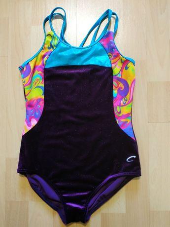 Купальник для гимнастики и танцев Capezio размер L. 9-10 лет.