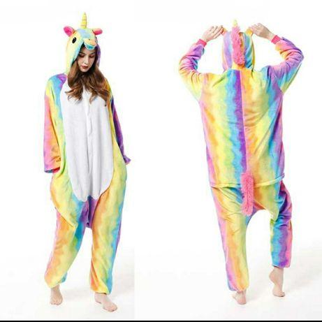 АКЦИЯ! Кегуруми пижама тепленькая