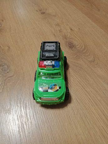 Машинка полицейский джип новая
