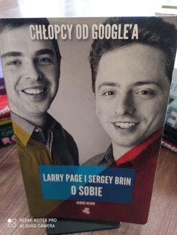 Chłopcy od Google'a. Larry Page i Sergey Brin o sobie