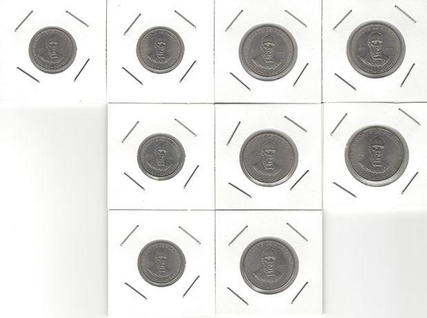 2.5 Escudos - 5 Escudos - Alexandre Herculano