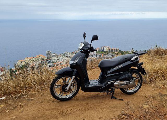 Peugeot Tweet 125cc - venda ou troca