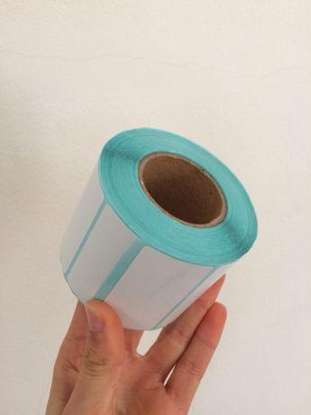 Rolo 800 etiquetas térmicas, 30*60 mm